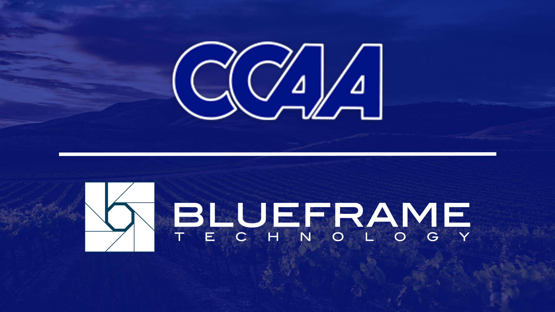CCAA and BlueFrame